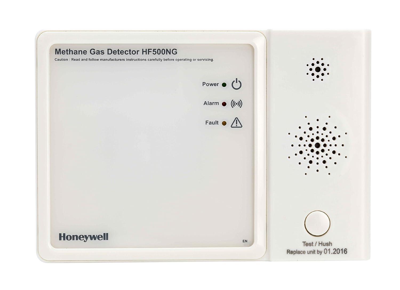 HF500 Natural Gas Alarm HF500 Alarma para el hogar