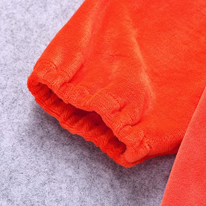 general3 Infant Baby Boys/&Girls Cartoon Carrot Print Long Sleeve Romper Jumpsuit Rabbit Ears Hat Set