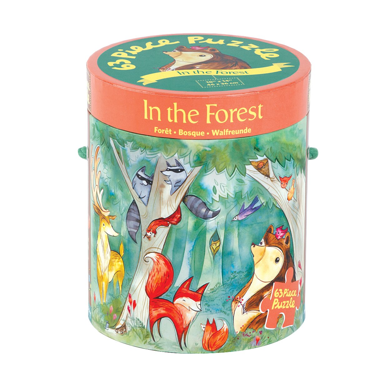 In The Forest 63Pc Puzzle