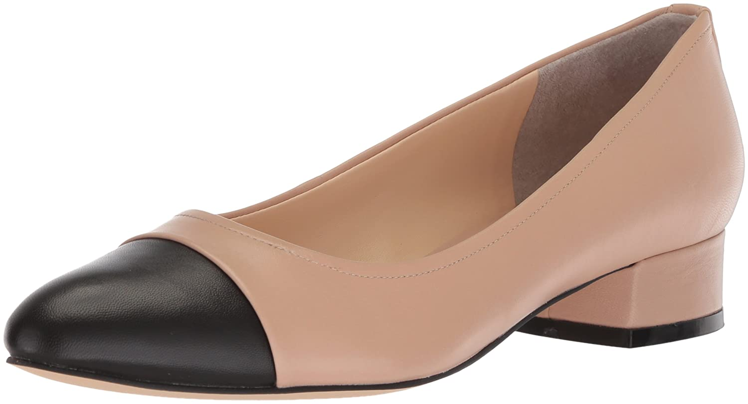 Ivanka Trump Women's Larrie Pump B079DKCFY7 9.5 B(M) US|Natural Leather