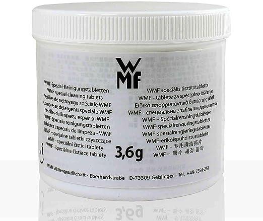 WMF especial pastillas de limpieza 3,6 g: Amazon.es: Hogar