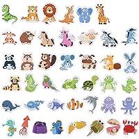Baobë Animales magnéticos ,Imanes Nevera para niños,Animales imanes niños