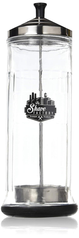Shaving Factory Professional Grade Disinfectant Jar, Large SHVNGJR