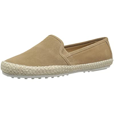 Aerosoles Women's Lets Drive Loafer, Light tan Suede, 7 M US | Loafers & Slip-Ons