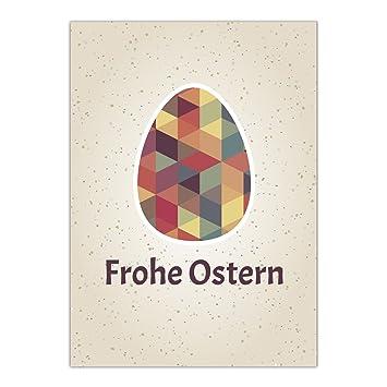 15 x Postkarten zu Ostern mit Umschlag Osterkarten Vintage Osterpostkarten