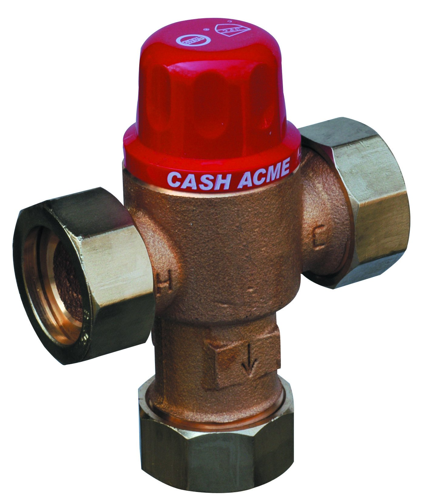 Cash Acme 24518 HG110-HX 3/4-Inch Threaded NPT Connections and Integral Checks