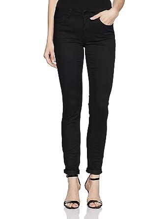 ONLY Damen Hose onlELENA REG Skinny Pant NOOS, Schwarz (Black), 34 ... 4587cacace