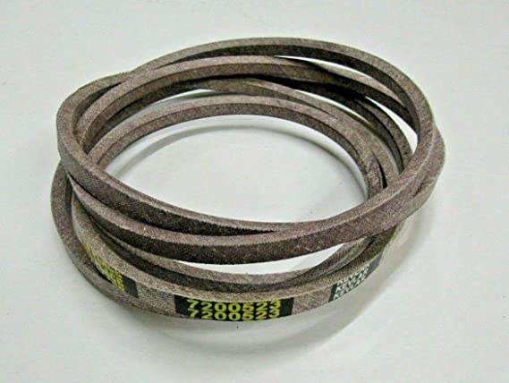 "SureFit 51/"" Deck Belt 07200035 Ariens Gravely Max Zoom 48 ZT2552 52 991300 2PK"