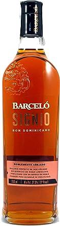 Barceló Ron Añejo Dominicano Botella - 700 ml: Amazon.es ...