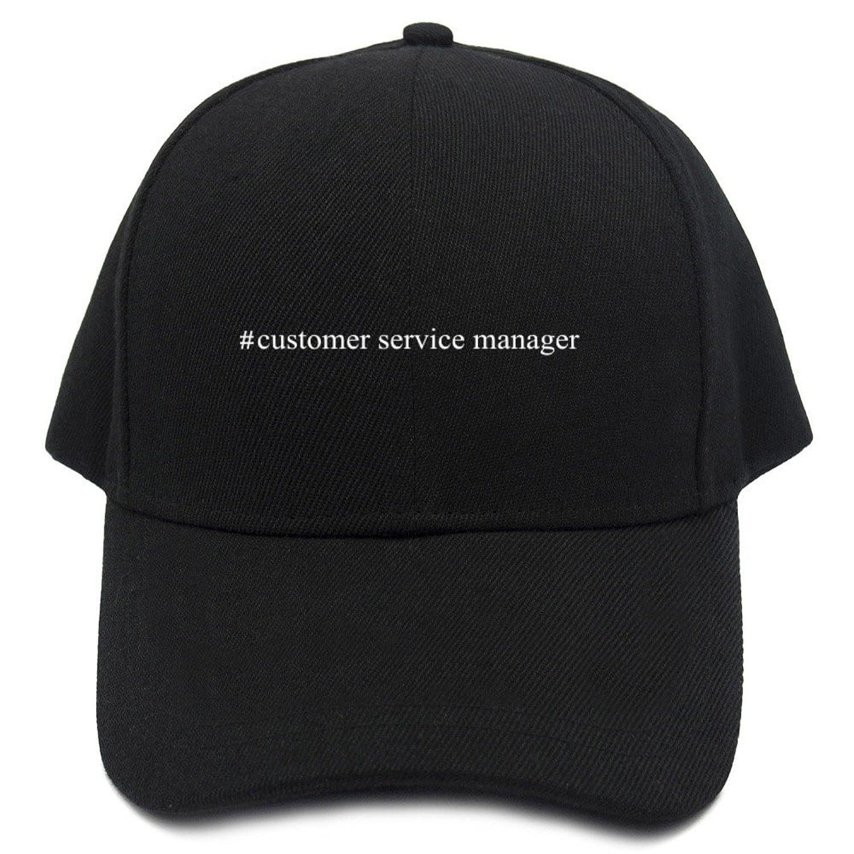 Teeburon Customer Service Manager Hashtag Gorra De Béisbol