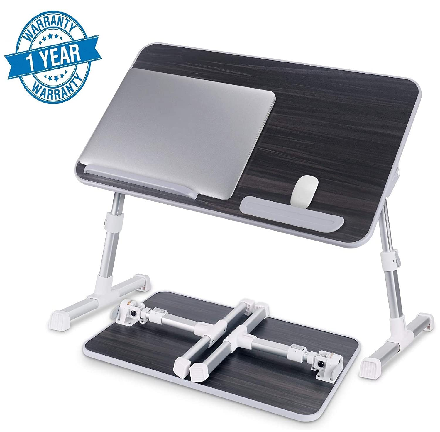 Callas Adjustable and Portable Laptop Table