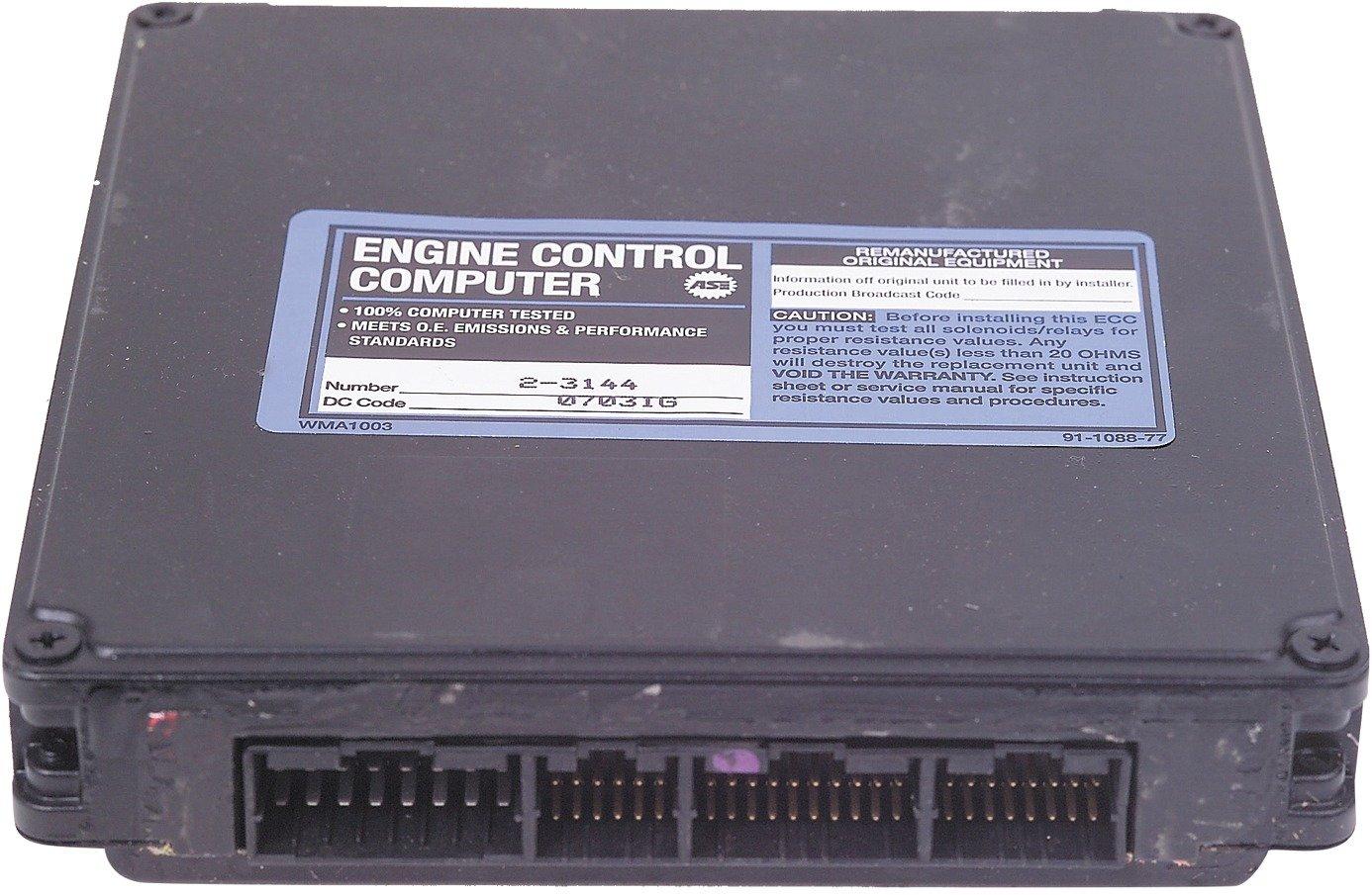 Cardone 72-3144 Remanufactured Import Computer A1 Cardone