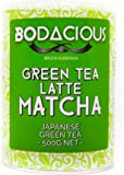Bodacious Green Tea Latte Matcha