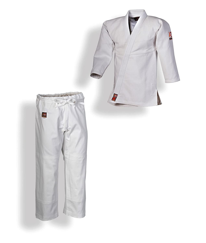 Ju-Jutsu Anzug 'Brasilia' weiß