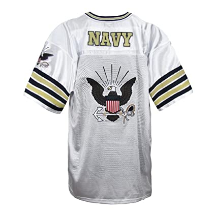 a1752e09a Amazon.com   Rapid Dominance US NAVY Military Football Jersey   Sports    Outdoors
