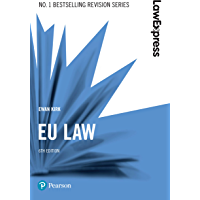 Law Express: EU Law (English Edition)