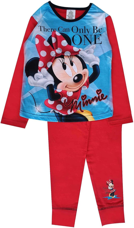 Pigiama Due Pezzi Minnie Mouse Ragazza