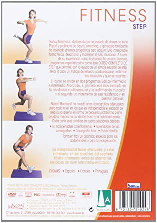 Amazon.com: Fitness: Step, curso completo - Audio: English ...