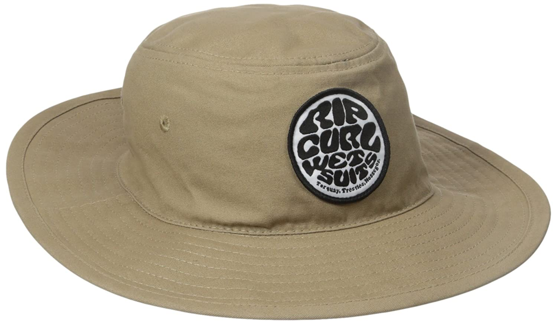 c064f1a9da6 Amazon.com  Rip Curl Men s Palm Bushmaster Hat