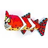 FATCAT Crackler Toy, Multicolor