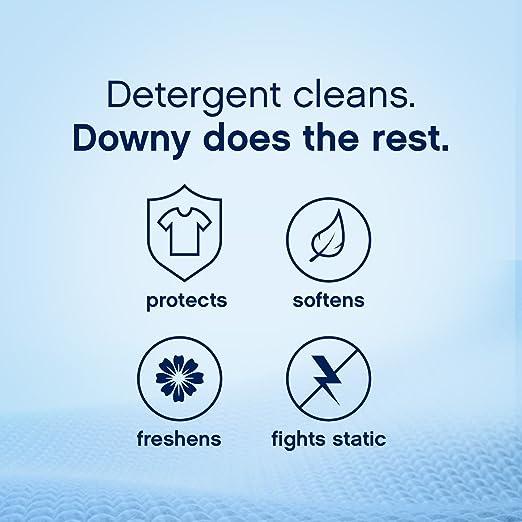 Amazon Downy Ultra Cool Cotton Liquid Fabric Conditioner 103