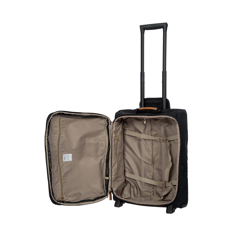 Bric's X-bag Sac de voyage, 55 cm, Noir (Nero)