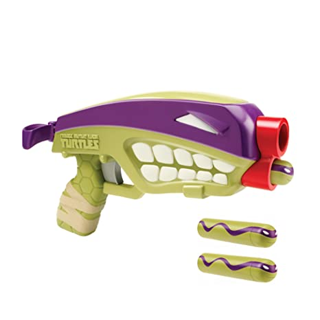 Teenage Mutant Ninja Turtles T-Blasts Donatello Two-Shot Blaster