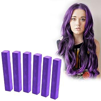 Amazon.com: Vivid Purple Hair Dye | Bright Purple Hair Color ...