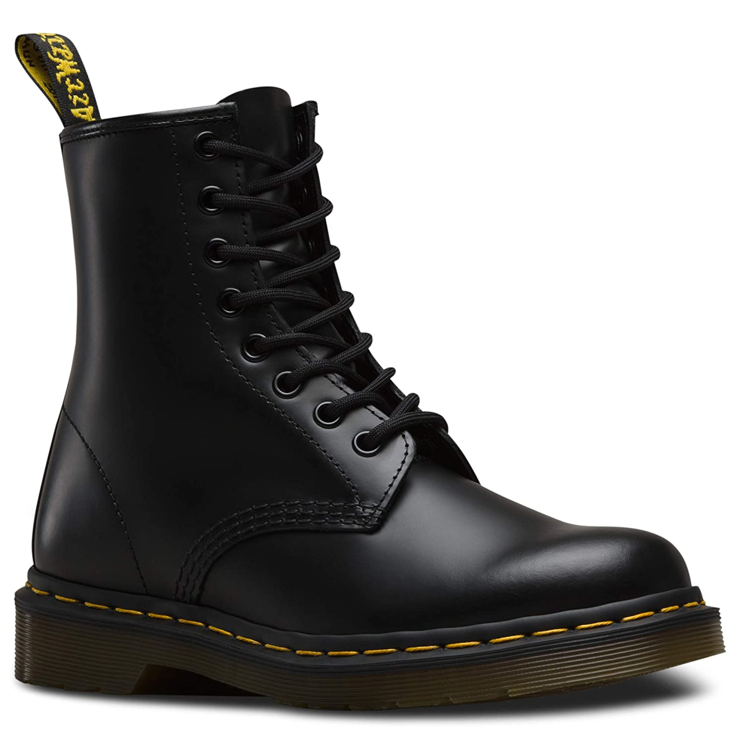 819691f0d3f Dr. Martens unisex-adult 1460 Originals 8 Eye Lace Up Boot