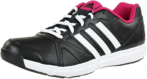 Women Schuhe adidas Essential Star Fitness Damen II schwarz Training EH2IWD9