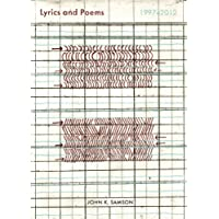 Lyrics and Poems, 1997-2012