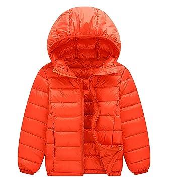 Winterjacke leicht und warm