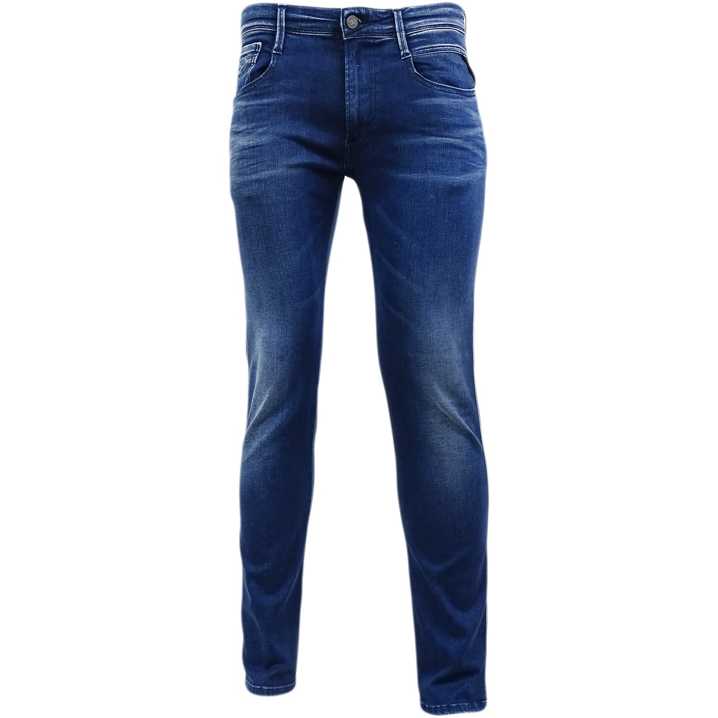 Replay Blue Anbass' Slim Fit Denim Pant Jean / Denim Pants - M914-93A-007 36/32