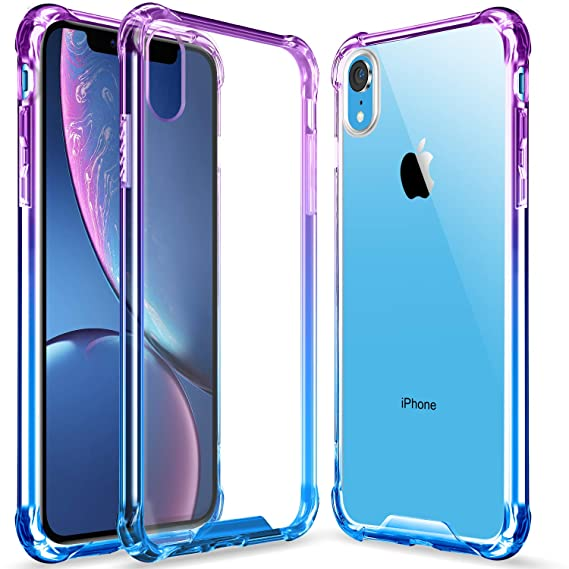 iphone xr case hard slim