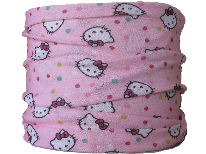 Multifunctional Headwear (CHILD SIZE Pink Kitten