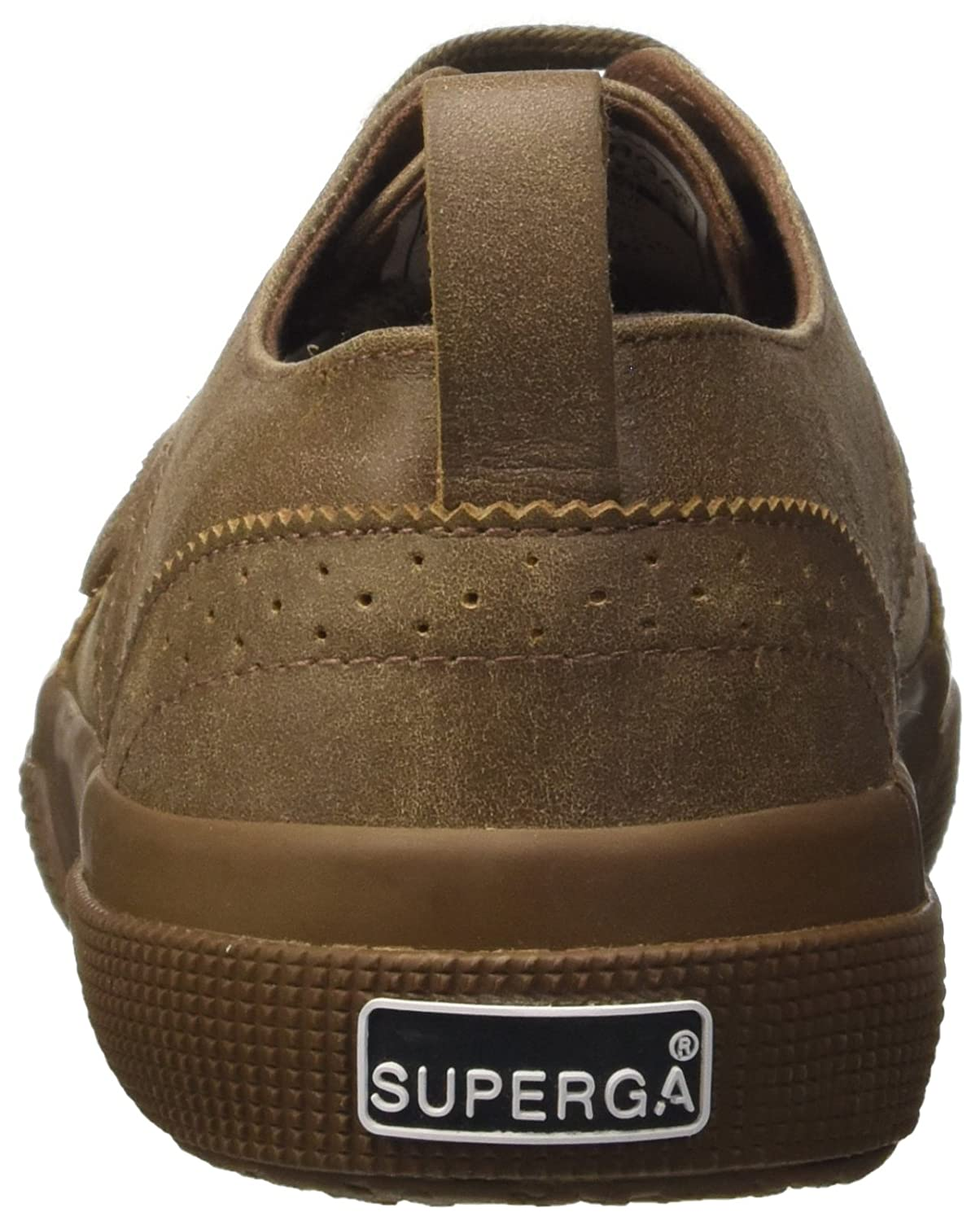 Superga 2332-Fglcrackm, Scarpe Low-Top Uomo, Full Moro, 40 EU