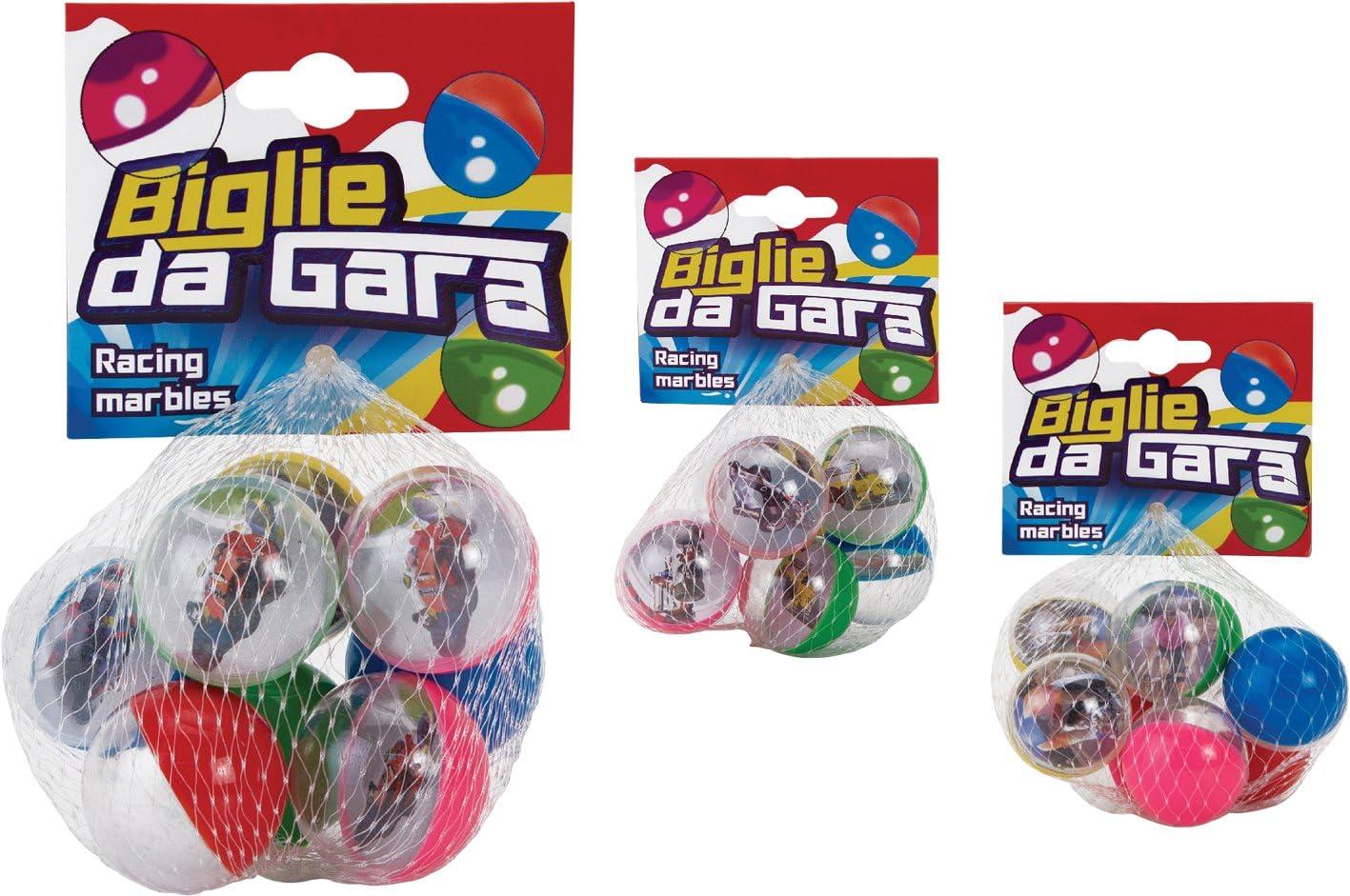 3.7 cm Globo Summer 8 Pieces Colour Ball