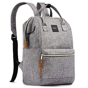 Amazon.com: HaloVa - Mochila para pañales de bebé, bolsa ...