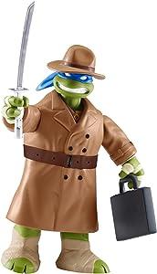 Nickelodeon Teenage Mutant Ninja Turtles Leonardo in 80's Outfit Action Figure
