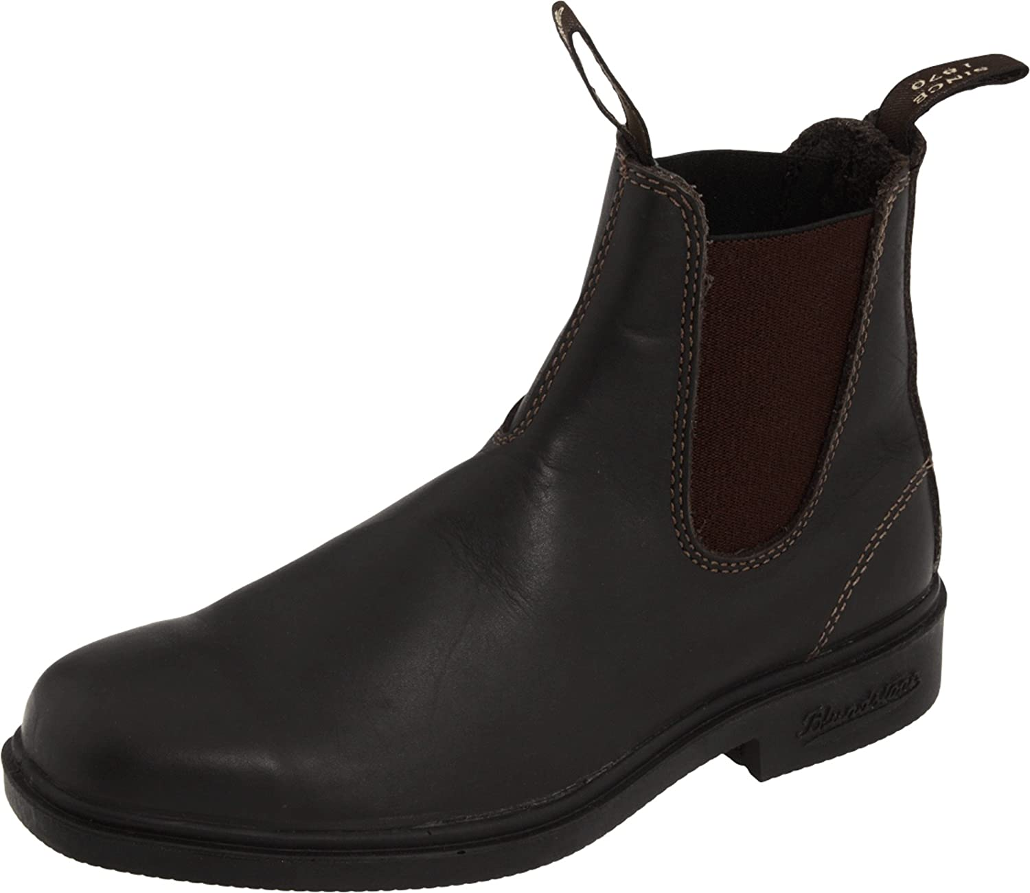 Blundstone Unisex Dress Series B004DP7BDC 7 AU wide / 8 US wide|Stout Brown