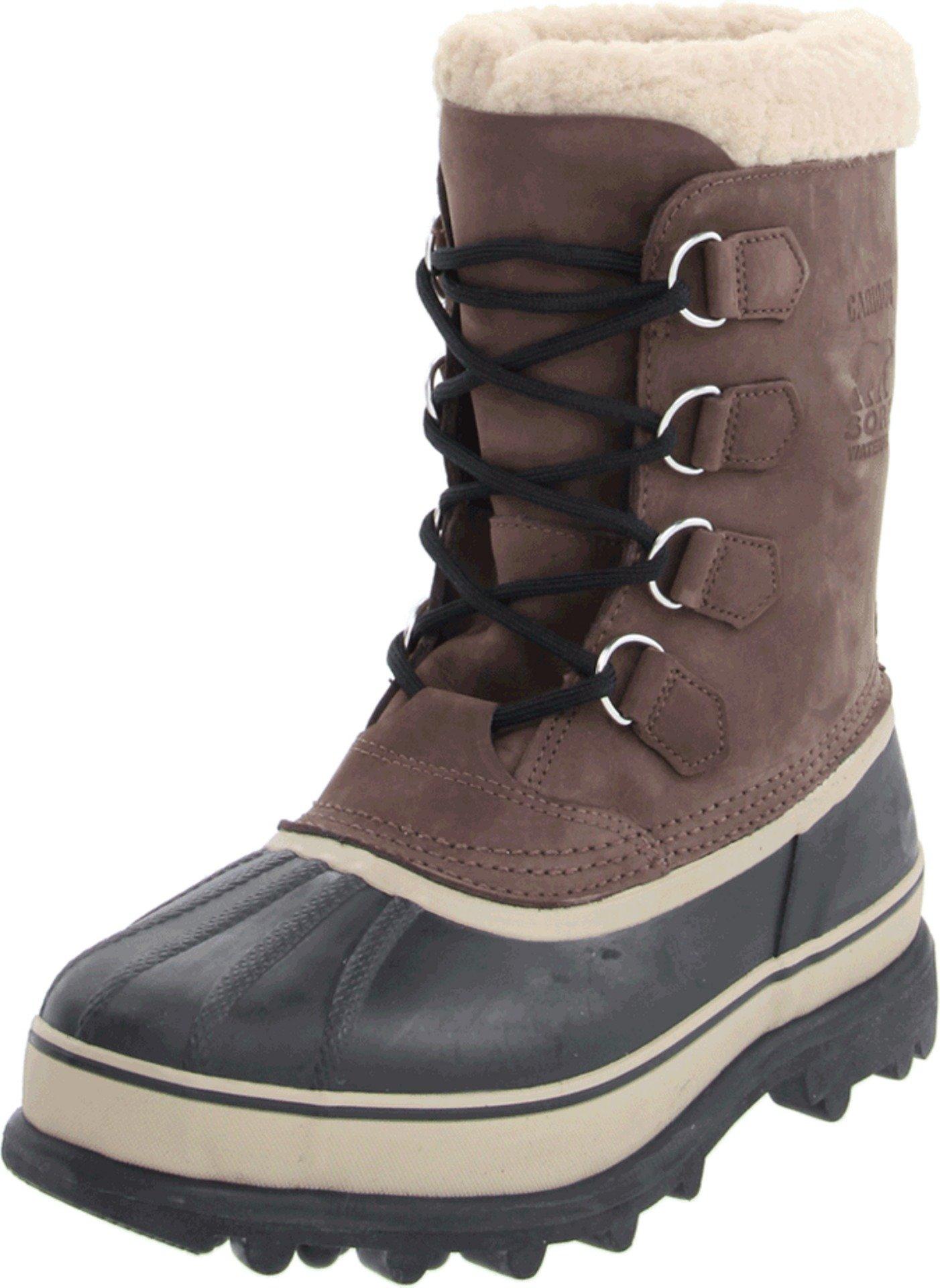 Sorel Men's Caribou NM1000 Boot,Bruno,8.5 M