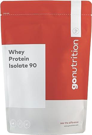 gonutrition 1 kg simplemente Banana aislar 90 de proteína de ...
