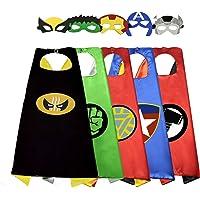Capas y alas para niños