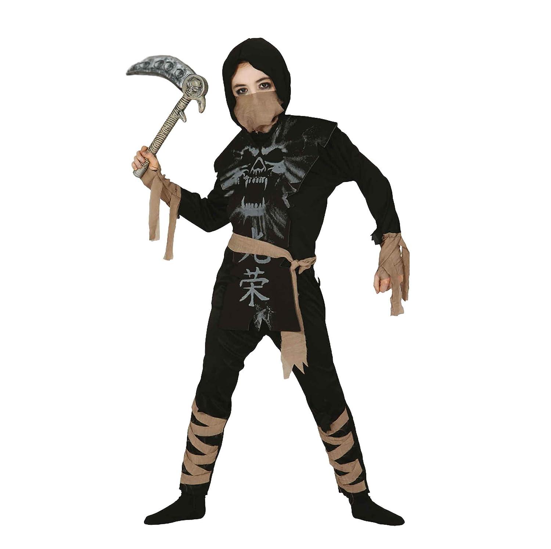 Guirca Disfraz Ninja Esqueleto: Guirca: Amazon.es: Hogar
