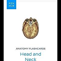 Anatomy flashcards: Head and Neck: Learn all cadaveric on the go (Kenhub Flashcards Book 43) (English Edition)