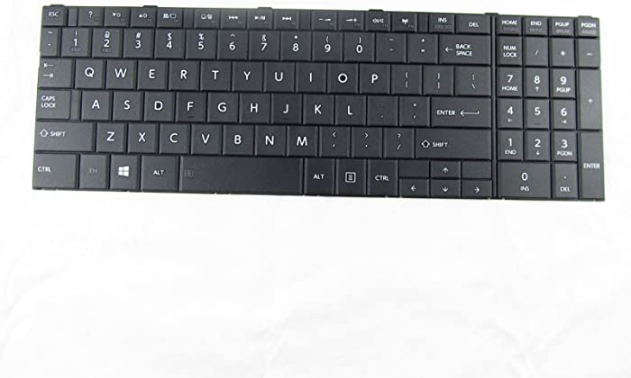 Top 10 Toshiba Satelite L855 Laptop Key Board