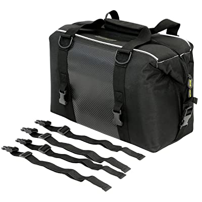Nelson Rigg RG-006L Black Mountable Insulated Cooler Bag, 24 Pack: Automotive