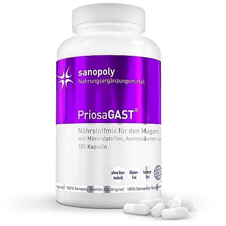 Regulariza y estimula la digestión || PriosaGAST® | Pepsina ...