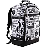 Cabin Max Carry On Travel Backpack Flight Approved 44L 56x36x23cm (Stereo)