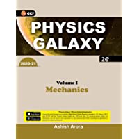Physics Galaxy 2020-21: Mechanics - Vol. 1